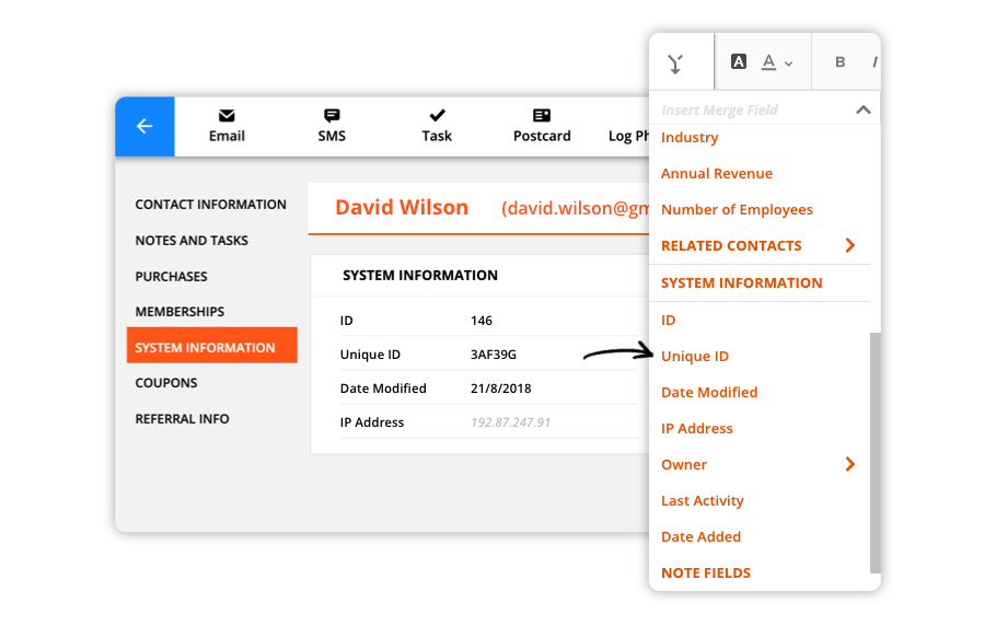 Feature Release: Unique ID System Field | The Ontraport Blog